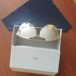Christian Dior Mirrored So Real Sunglasses